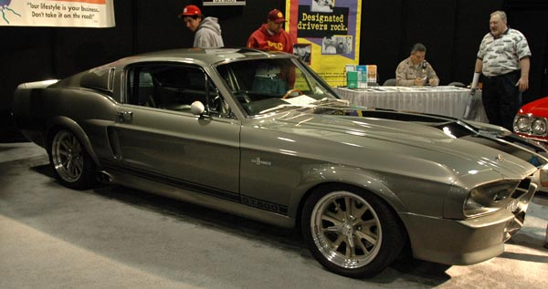 chip foose 2005 ford mustang. Black Bedroom Furniture Sets. Home Design Ideas